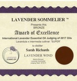 "Lavender Wind Lavender ""Super"" Essential Oil"