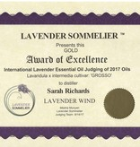 Lavender Wind Lavender Essential Oil - Roller Ball