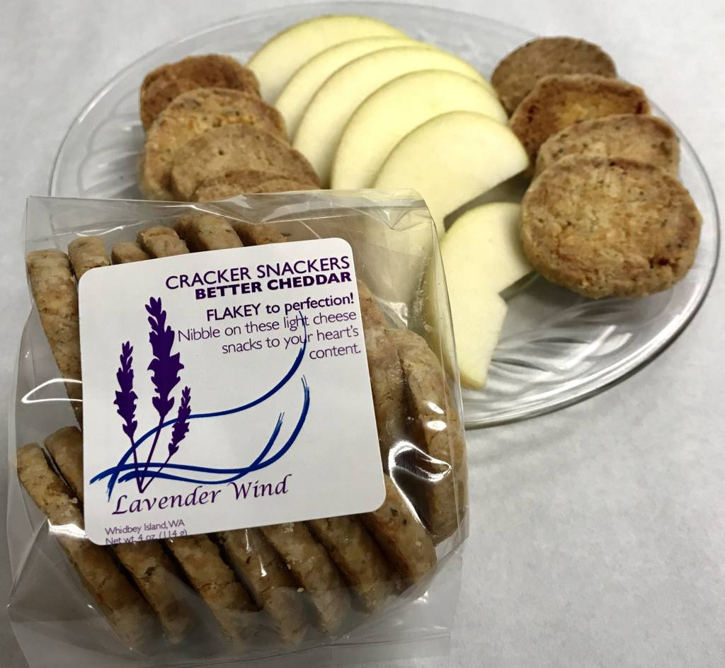 Lavender Wind Cracker Snacker