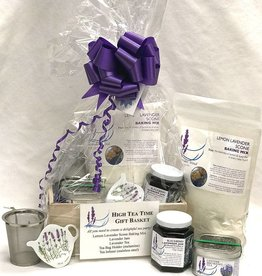 Lavender Wind High Tea Time Gift Set