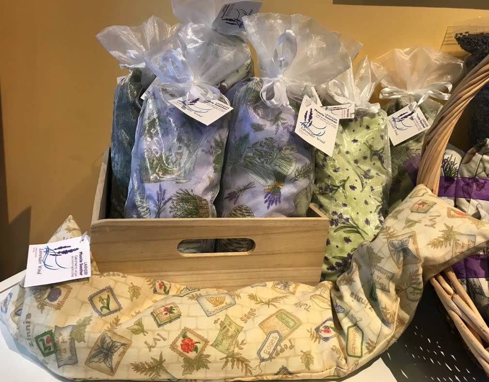 Lavender Wind Muscle Soother