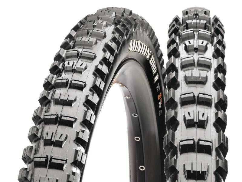 "Maxxis Maxxis Minion DHR II Tire (26""),  DH Casing, 3C MaxxGrip, 2.4"""