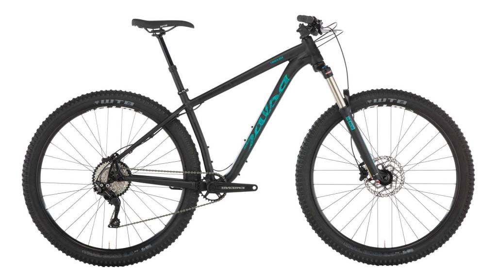 Salsa Salsa Timberjack Deore 29 Bike LG Black
