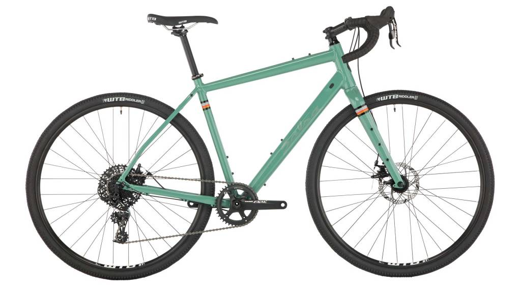 Salsa 2019 Salsa Journeyman Apex 700c Bike 55.5cm Blue/Gray