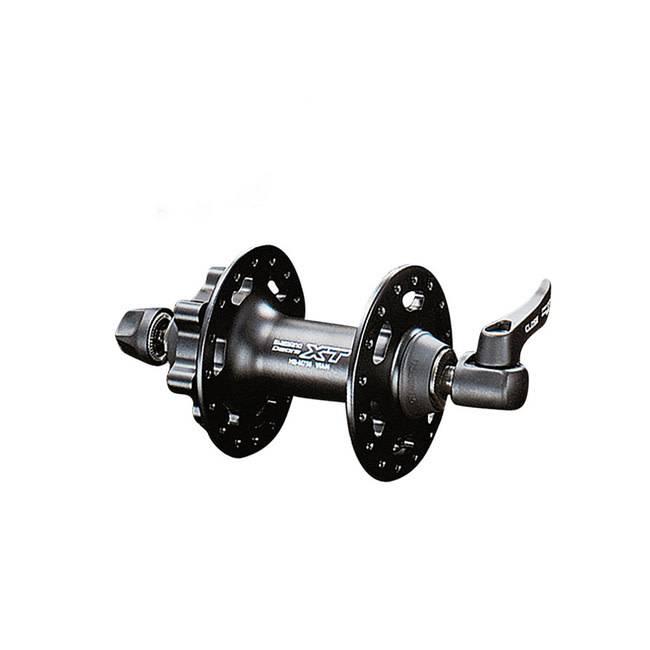 Shimano Shimano XT M756 32h 6-Bolt Disc Front Hub