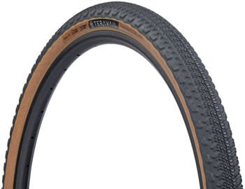 Teravail Teravail Cannonball Tire - 650b x 47 Tubeless Black/Tan Light and Supple