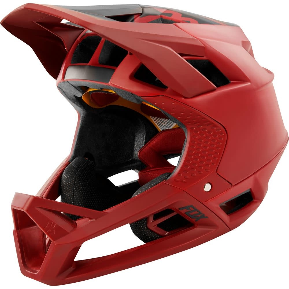 Fox 2019 Proframe Helmet (Cardinal Red)