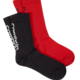 Sombrio Sombrio Rival Socks (2019) Black/Risk L/XL