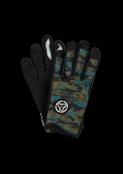 Sombrio Sombrio Spun Gloves (2019) Trade Camo