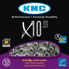 KMC KMC X10.93 10spd Chain