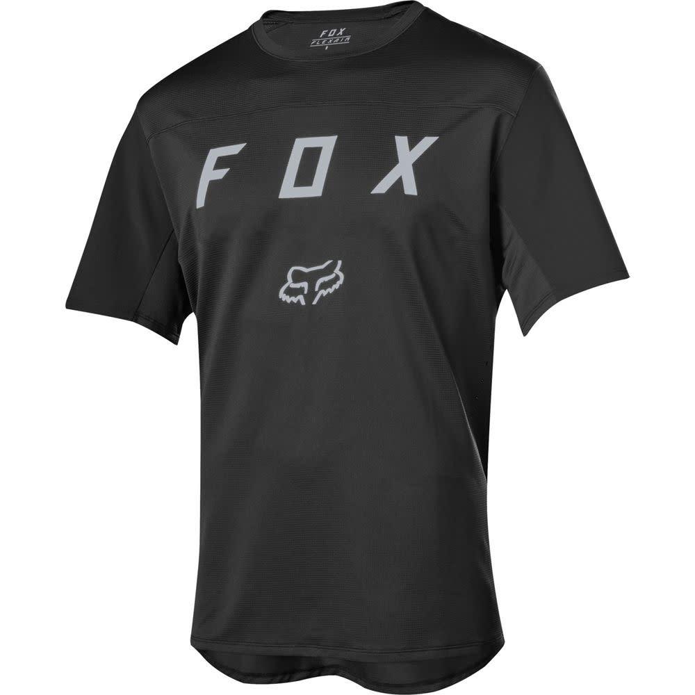 Fox 2019 Fox Moth Flexair SS Jersey (Black)