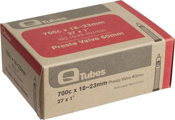 Q-Tubes 700cc and 27-1/4 Tube -