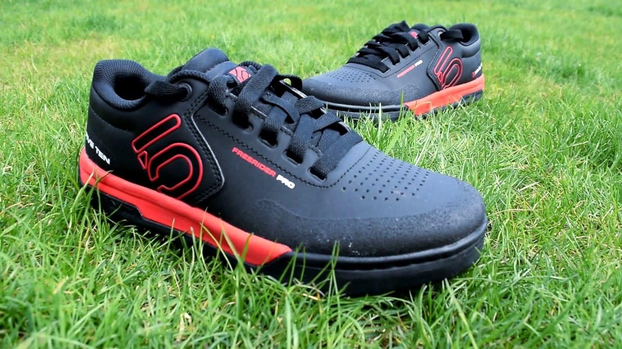 Five Ten 2019 Five Ten Freerider Pro Shoe (Black/Red)