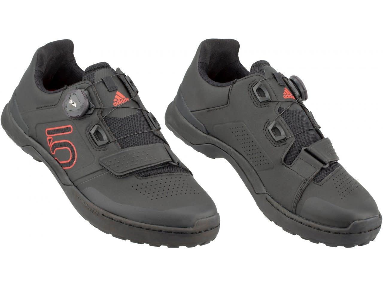 Five Ten 2019 Five Ten Shoe Kestrel Pro Boa (Black/Red)