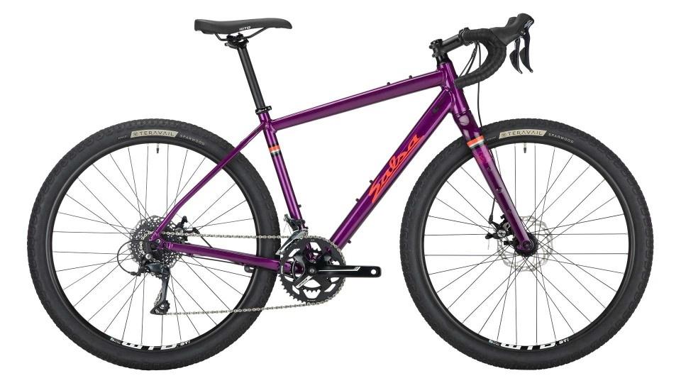 Salsa Salsa Journeyman 650b Sora Bike 52cm Purple