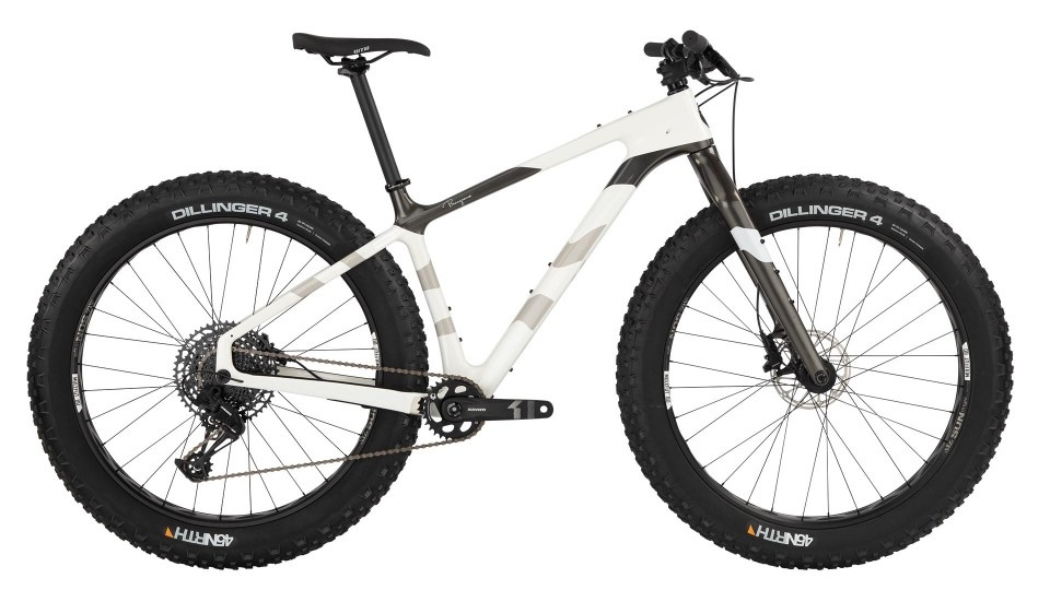 Salsa 2020 Beargrease Carbon SX Eagle White