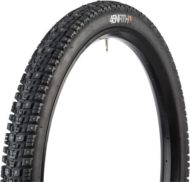 45NRTH 45NRTH Gravdal  Tire - 26 x 2.0 Steel 33tpi 216 Studs