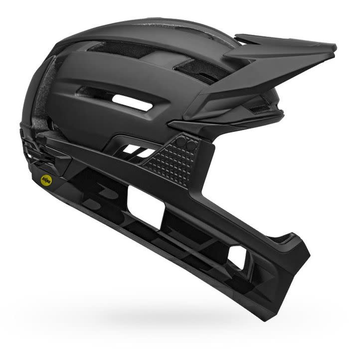 bell Bell Super Air R MIPS Helmet - Matte / Gloss Black