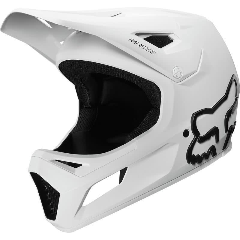Fox Fox Rampage Helmet (White) Large