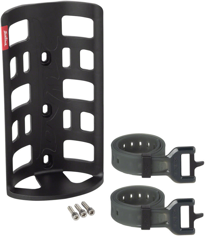 Salsa Salsa EXP Series Anything Cage HD with EXP Rubber Straps