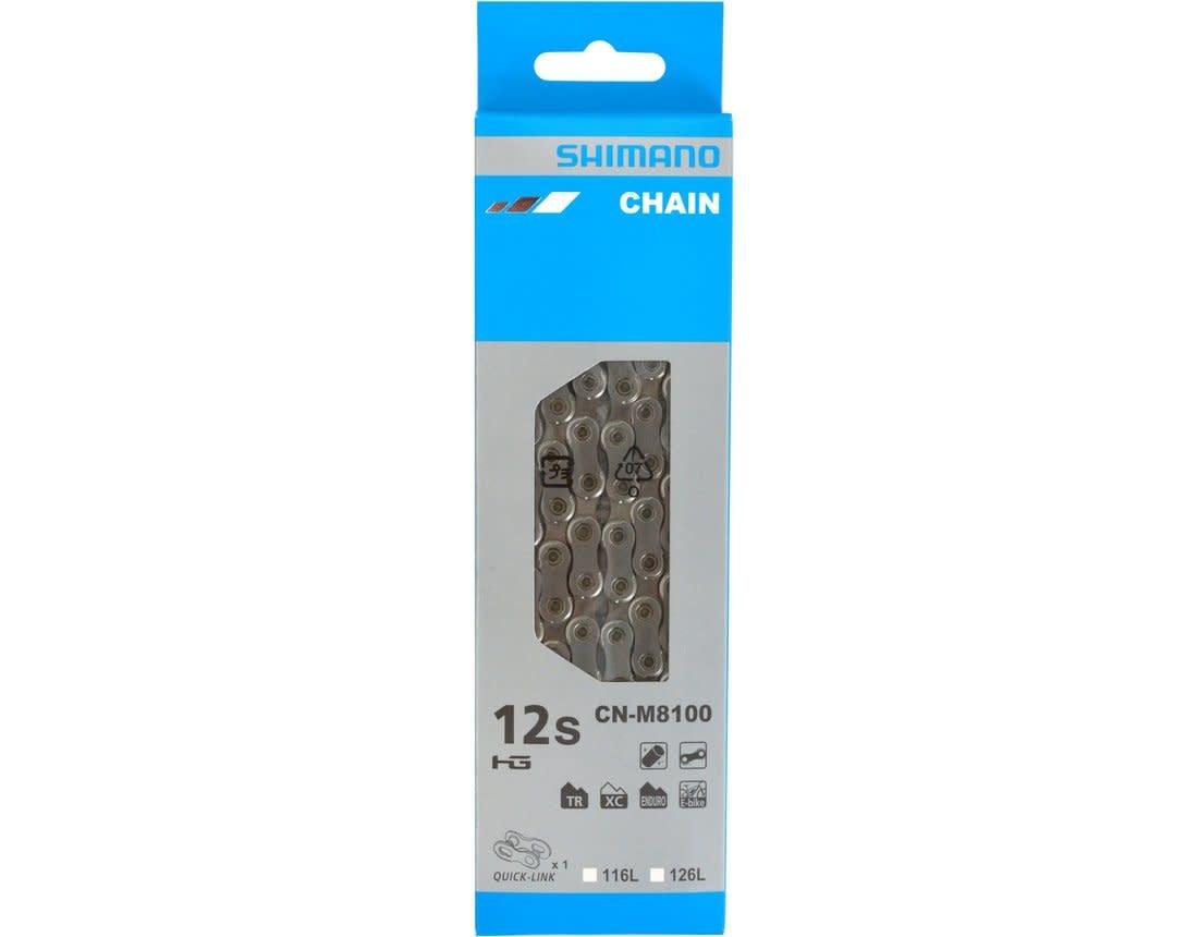 Shimano Shimano XT 12spd Chain (M8100)