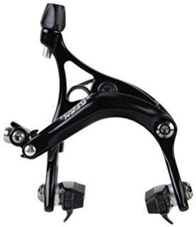 Tektro Tektro R539 Front Mid Reach Black Road Calipers (47mm-59mm)