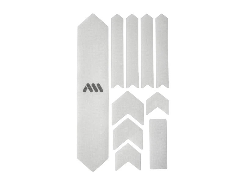 All Mountain Style All Mountain Style Frame Guard Clear/Silver XL