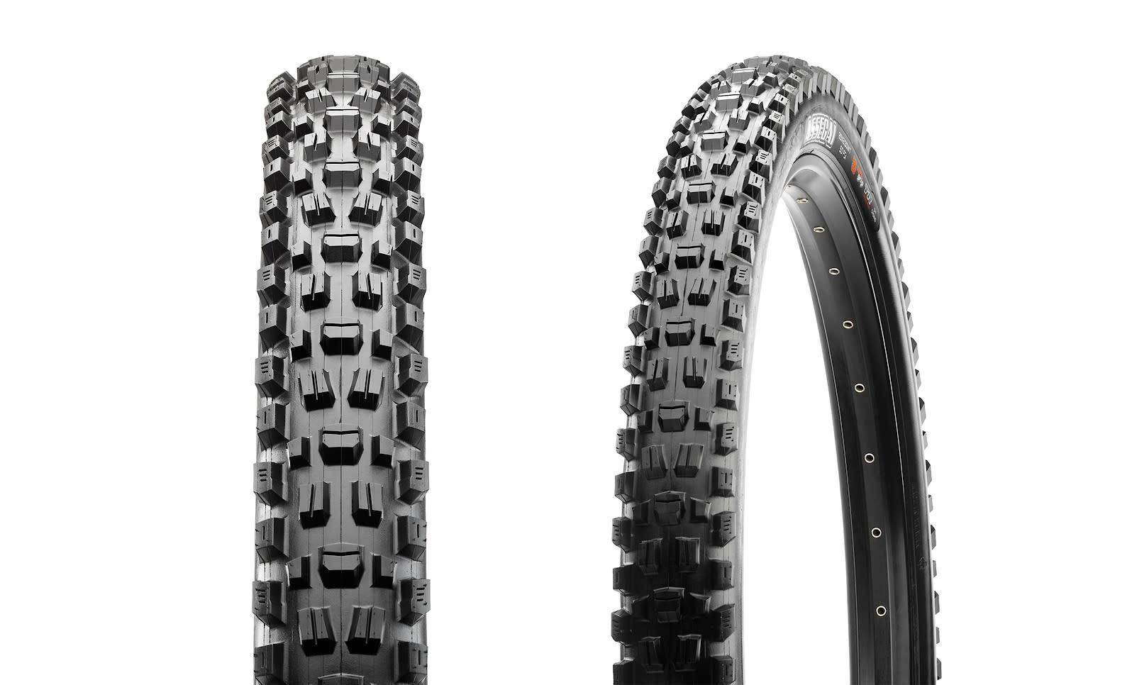 """Maxxis Maxxis Assegai (27.5"""") Tire,  EXO+,  3C Max Terra, 2.5"""" (Wide Trail)"""