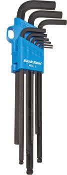 Park Tool Park Tool HXS-1.2 Professional L-Shaped Hex Set