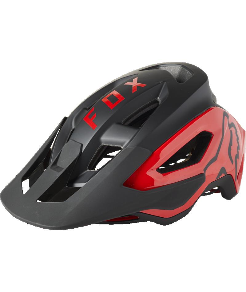 Fox Fox Pro Speedframe Helmet (Blk/Red)