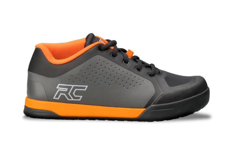 Ride Concepts Ride Concepts Powerline (Char/Orange)
