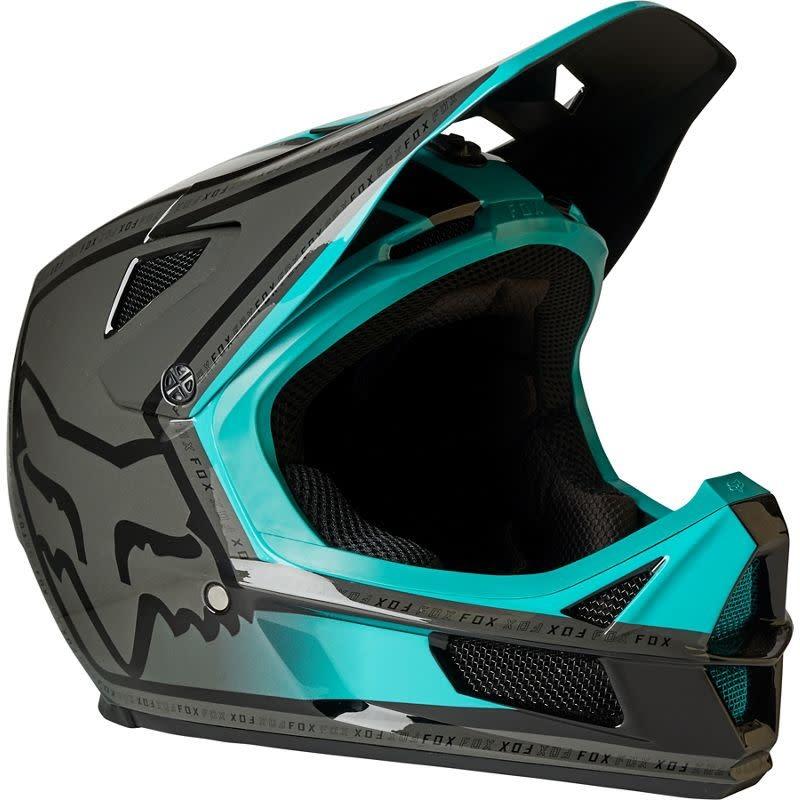 Fox Fox Rampage Comp Helmet (Teal)