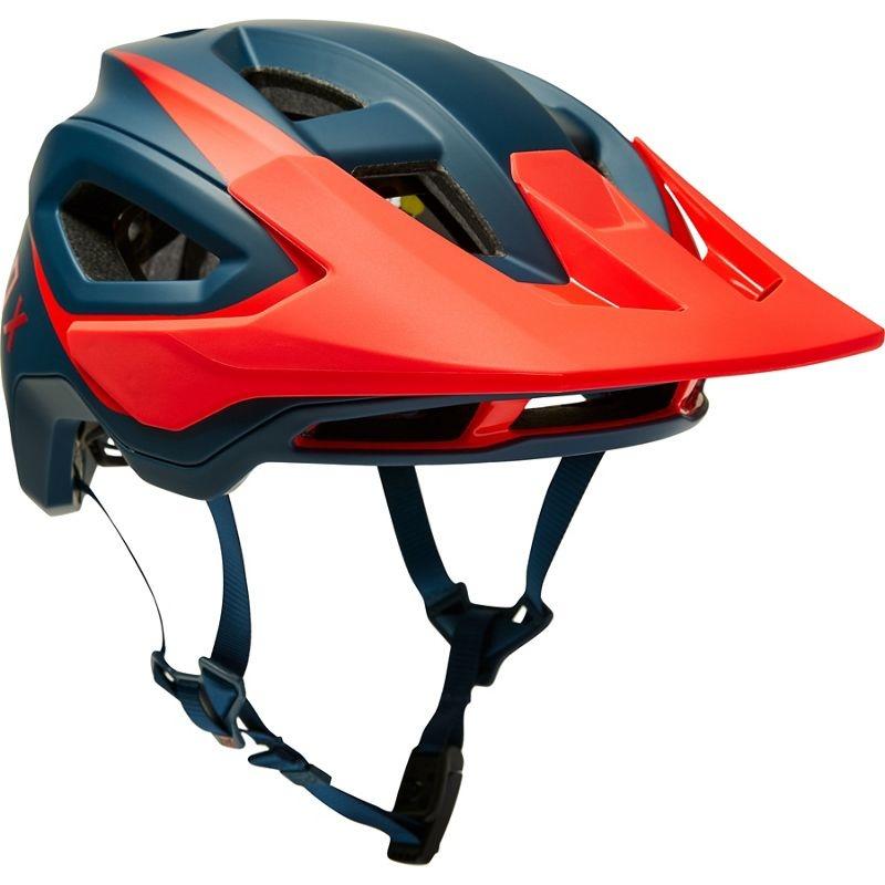 Fox Racing Fox Pro Speedframe Helmet (Dark Indigo)