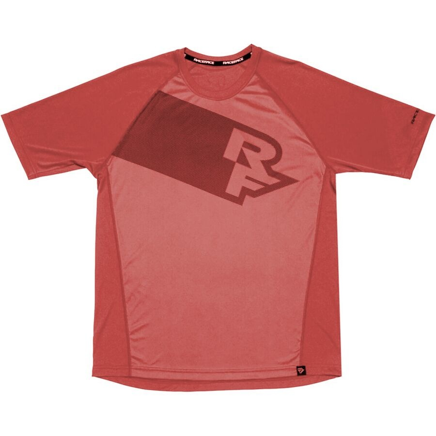 RaceFace Race Face Trigger SS Jersey - Rouge