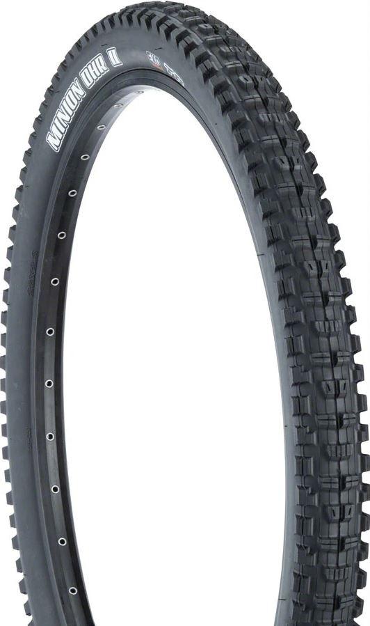 Maxxis Maxxis Minion DHR II Tire - 29 x 2.40, Tubeless, Folding, Black, 3C MaxxTerra, DoubleDown