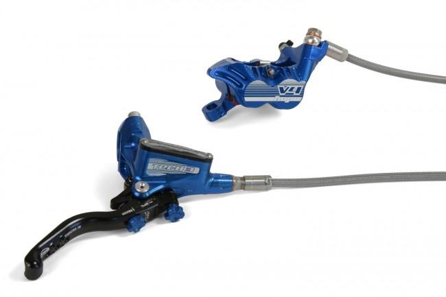 Hope Hope Brake Tech 3 V4 Braided No Rotor