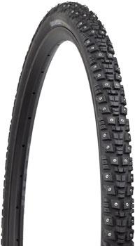 45NRTH 45NRTH Gravdal  Tire - 650b x 38, Clincher, Steel, Black, 33tpi, 240 Carbide Steel Studs