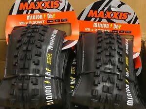 """Maxxis Maxxis Minion DHF Tire (29""""), Exo, 3C Maxx Grip, 2.5"""" (WT) 20th anniversary"""