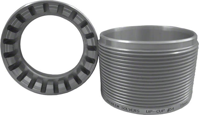 Problem Solvers Problem Solvers Left Side BB Cup -  for 68mm Shell, Shimano BB Compatible