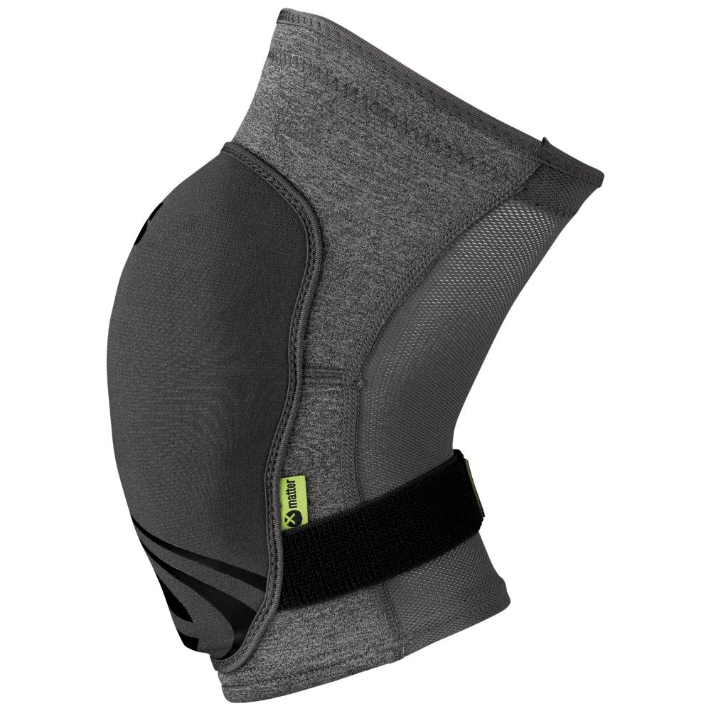 IXS IXS Flow EVO+ Knee Guard (Graphite Black)