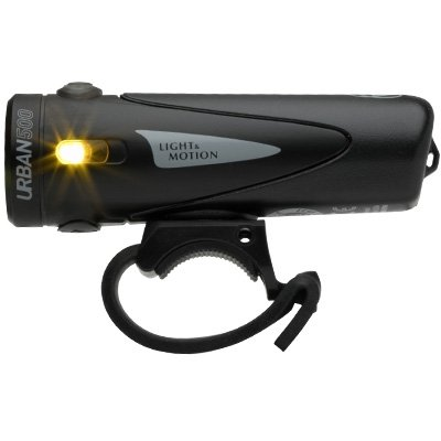 Light & Motion Light and Motion Light - Urban 500 Onyx (Black/Black)