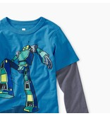 Tea Collection Robot Graphic Tee