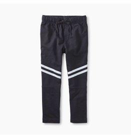 Tea Collection Sporty Stripe Track Pants - Phantom
