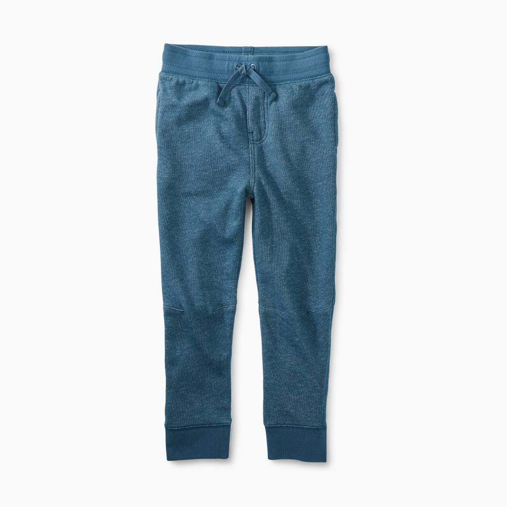 Tea Collection Heathered Joggers - Oasis