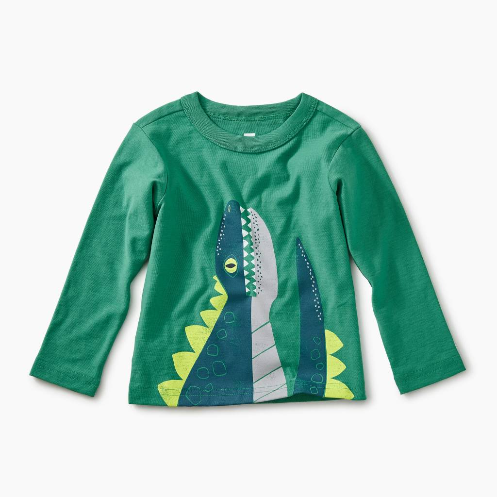 Tea Collection Dino Graphic Tee
