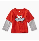 Tea Collection Cool Chihuahua Graphic Tee