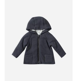 Rylee & Cru Midnight Baby Crepe Jacket