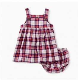 Tea Collection Flannel Baby Jumper