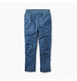Tea Collection Jersey-Lined Pants - Loch Blue