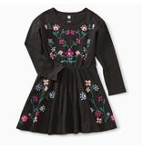 Tea Collection Nordic Floral Skater Dress